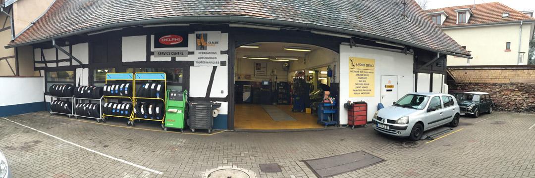 Mécanique auto Illkirch-Strasbourg